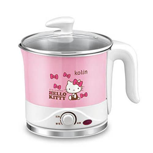 kolin 歌林 Hello Kitty 不銹鋼美食鍋 KPK-MNR006(神腦公司貨)