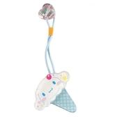 小禮堂 大耳狗 彈力髮束 造型髮束 髮圈 髮飾 頭飾 首飾 冰淇淋造型 (藍白) 4550337-31214