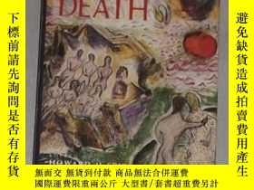 二手書博民逛書店英文原版罕見Facing Death by Howard M.