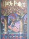 【書寶二手書T1/原文小說_QOK】Harry Potter and the Sorcerer s Stone_J. K. Rowling
