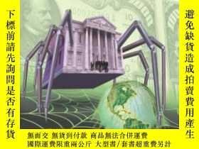 二手書博民逛書店Web罕見Of Debt: The Shocking Truth About Our Money System A