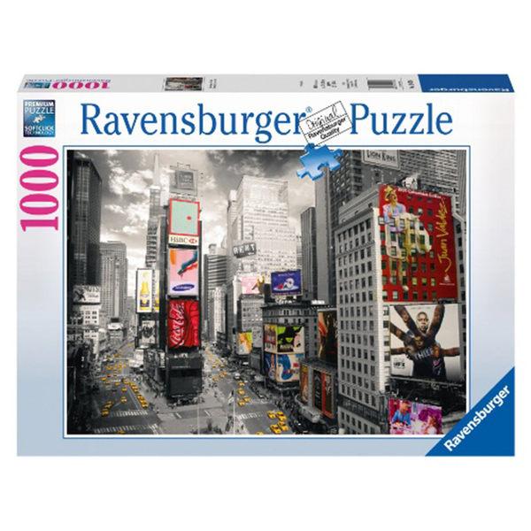 德國Ravensburger維寶經典拼圖-紐約時代廣場(1000p)