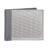不鏽鋼RFID防盜男生皮夾 Herringbone - 美國人氣皮夾品牌 Stewart/Stand