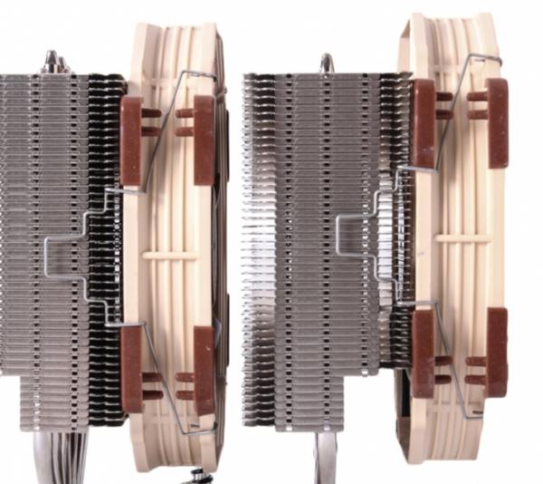 [地瓜球@] Noctua 貓頭鷹 D15 D15S 散熱器 專用 風扇扣具