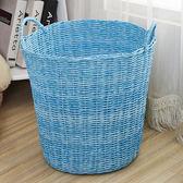 收納籃玩具臟衣服收納筐臟衣簍籃