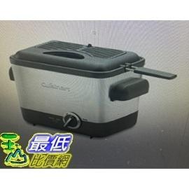 [COSCO代購]  Cuisinart 油炸鍋 (CDF-100TW) W110230