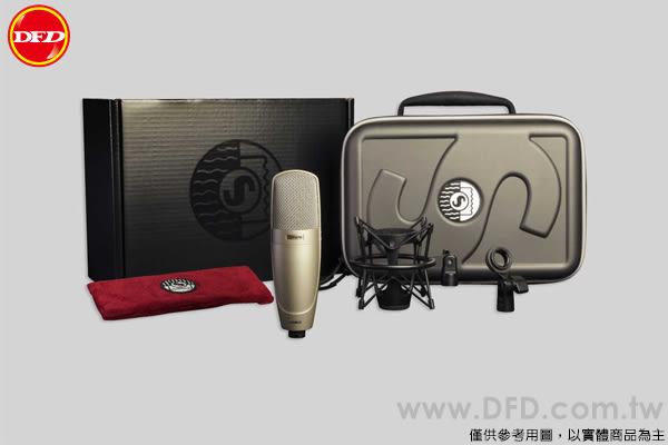 美國 舒爾 SHURE KSM32/SL 香檳色 心形電容麥克風 公司貨 適合錄人聲, 銅管樂器, 上方高帽鈸