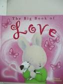 【書寶二手書T1/少年童書_EF9】Big Book of Love_Tracey Moroney