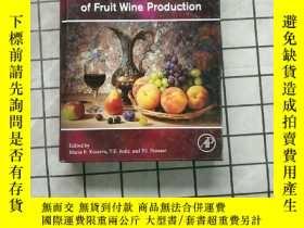 二手書博民逛書店Science罕見and Technology of Fruit Wine Production 進口原版 Y
