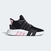 Adidas Originals EQT Bask ADV [G54480] 女鞋 休閒 中筒 透氣 襪套 愛迪達 黑