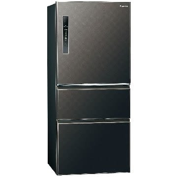 【Panasonic 國際牌】610公升三門變頻冰箱 NR-C619HV-K(星空黑)