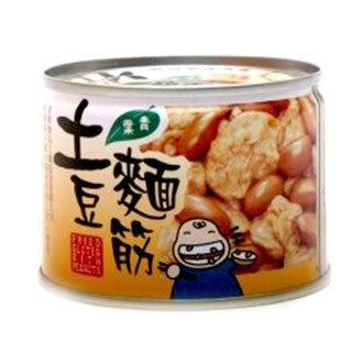 青葉土豆麵筋170g