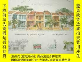 二手書博民逛書店Singapore罕見Sketchbook An Island Observed 新加坡Y115089 ed