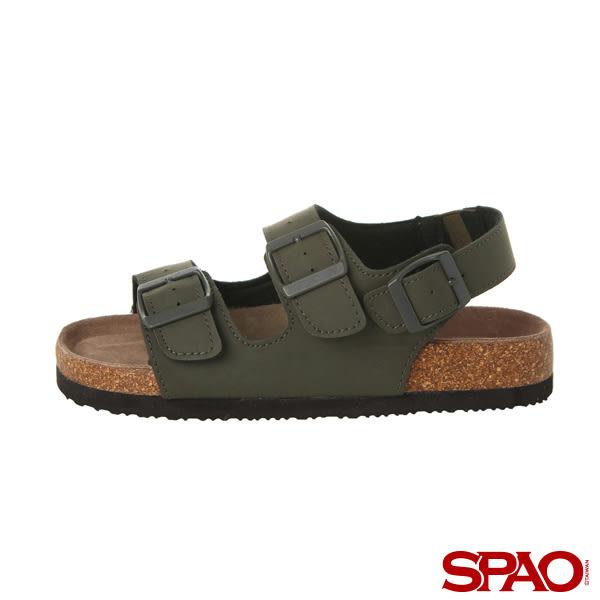 韓國品牌/SPAO休閒平底涼鞋-共5色