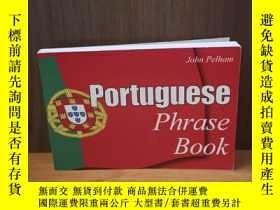 二手書博民逛書店Portuguese罕見Phrase Book【口袋本,好品】Y12800 John Pelham Class