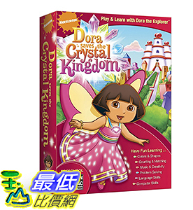 [106美國暢銷兒童軟體] Dora Saves the Crystal Kingdom [Old Version]