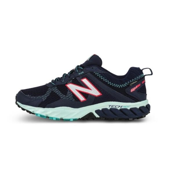 NEW BALANCE 610 Gore Tex 深藍 蒂綠 防水 越野 慢跑鞋 女 WT610GX5 ☆SP☆