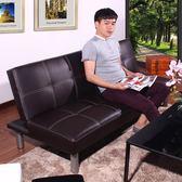 沙發 折疊沙發床多功能可折疊簡易 客廳雙人小戶型懶人沙發1.8米igo 傾城小鋪