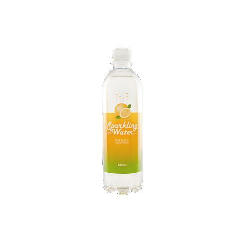 D618檸檬香氣泡水500ML【愛買】