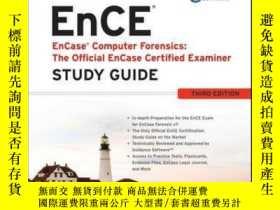 二手書博民逛書店EnCase罕見Computer Forensics -- The Official EnCE: EnCase C