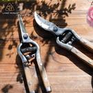 水曲柳木柄修枝剪園藝剪樹枝修果樹園藝園林剪刀實用輕便 衣櫥秘密