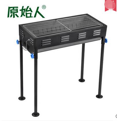 日式燒烤爐燒烤架戶外家用大號木炭加厚便攜5人以上全套燒烤工具1