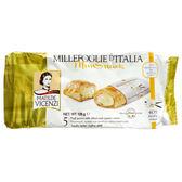義大利【維西尼】Mini千層酥(卡士達奶油夾心) 125g
