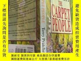 二手書博民逛書店THE罕見CARPET PEOPLE Terry Pratchett:地毯人特裏·普拉切特Y200392