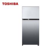 基本安裝+舊機回收 TOSHIBA 東芝 608L GR-AG66T(X) 極光鏡面抗菌鮮凍變頻電冰箱 無邊框玻璃鏡面