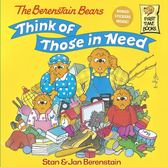 The Berenstain Bears - Think of Those in Need (英文版)
