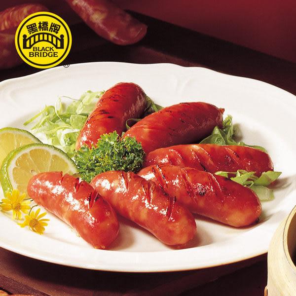【黑橋牌】一斤五香香腸-真空包