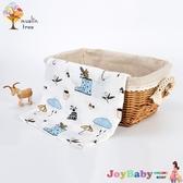 紗布包巾蓋被 荷蘭Muslin tree雙層嬰兒空調被子-JoyBaby