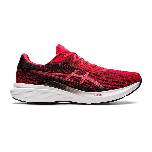 Asics Blast系列 [1011B205-600] 男鞋 慢跑鞋 輕量 舒適 靈敏 柔軟 貼合 緩衝 亞瑟士 紅黑