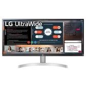LG 樂金 29WN600-W 29吋 21:9 1080P畫質 三邊極緻窄邊框 IPS面板 HDR 10 智慧螢幕操作技術 螢幕