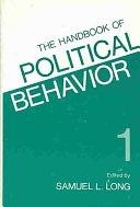二手書博民逛書店 《The Handbook of Political Behavior: Volume 1》 R2Y ISBN:0306406012│Springer