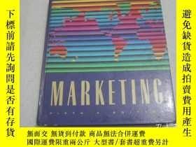 二手書博民逛書店MARKETING罕見16開【139】Y245715