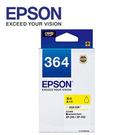 【奇奇文具】愛普生EPSON T364450 NO.364 黃色 原廠墨水匣