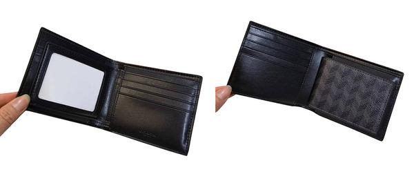 ~雪黛屋~COACH 短夾+匙釦禮盒國際正版保證進口防水防刮皮革活動證夾品證購證塵套C292731A