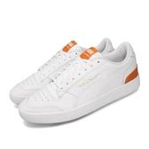Puma 休閒鞋 Ralph Sampson 白 橘 男鞋 女鞋 運動鞋 皮革【PUMP306】 37084604