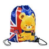 英國貝爾-束口背包