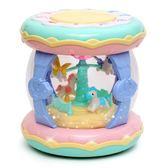 寶寶手拍鼓音樂兒童拍拍鼓電動可充電1歲0-6-12個月嬰兒玩具益智3