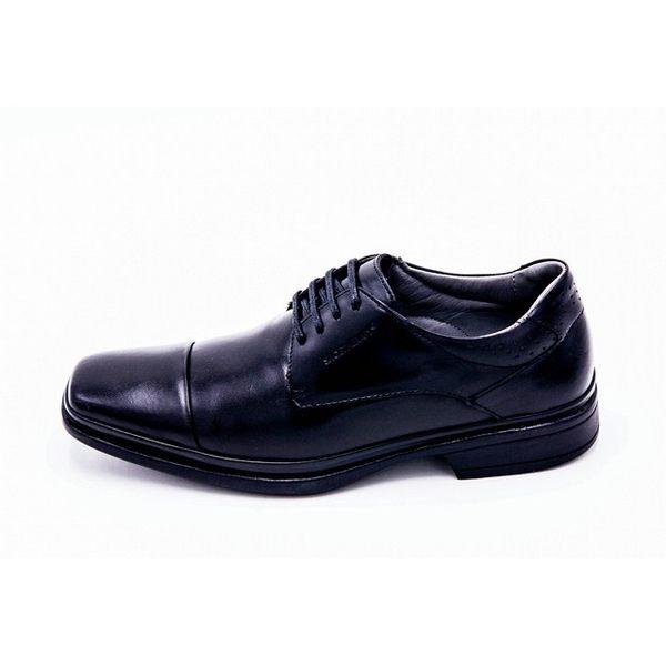 SAPATOTERAPIA 巴西有機商務皮鞋男鞋-黑