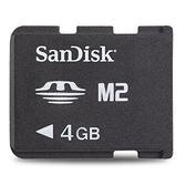SanDisk Memory Stick Micro(M2) 4G記憶卡-公司貨『免運優惠』