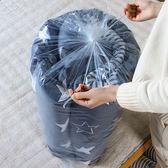 ♚MY COLOR♚小號家用棉被收納袋(10入-60x90cm)  防潮 防塵 透明 塑料 大整理袋 衣服 【T35】