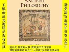 二手書博民逛書店A罕見Companion To Ancient PhilosophyY255562 Gill, Mary Lo