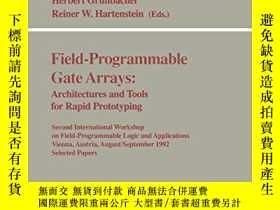 二手書博民逛書店Field-Programmable罕見Gate Arrays: