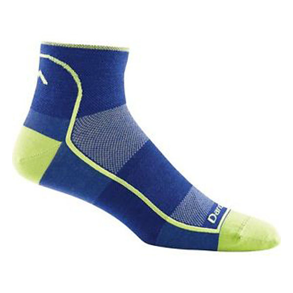 [DARN TOUGH] 1/4 Sock Ultralight 休閒短襪 男 Royal (DT1715-ROYA)