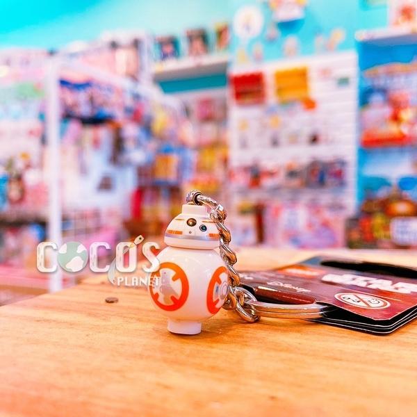 正版 LEGO 樂高鑰匙圈 STAR WARS 星際大戰 BB-8 人偶鑰匙圈 鎖圈 吊飾 COCOS FG280