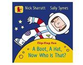 A Boot , A Hat , Now Who Is That? 一頂帽子、一雙鞋!猜猜那個人的工作是什麼?
