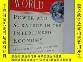 二手書博民逛書店The罕見Borderless World:Power and